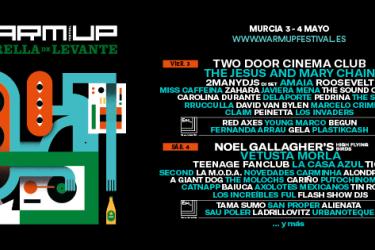 Cartel Warm Up Festival 2019
