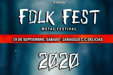 Folk Fest Zaragoza 2020