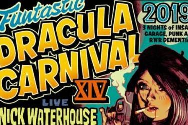 Funtastic Dracula Carnival 2019