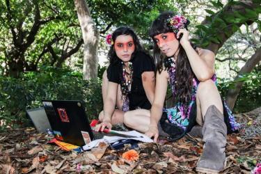 Las Hijas de la Cumbia