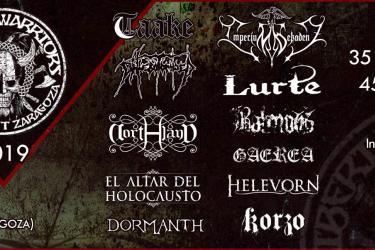 Iberian Warriors Metal 2019