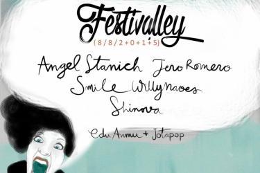 Logo Festivalley 2015