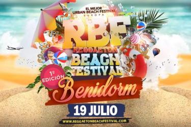Reggaeton Beach Festival (Benidorm) 2018