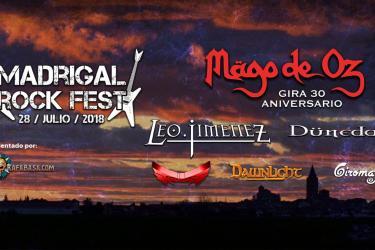 Madrigal Rock Fest 2018