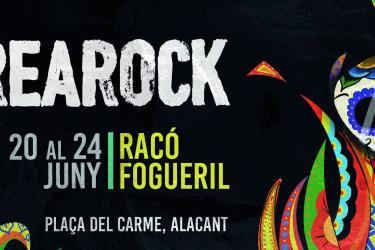 Marearock Racó Fogueres 2019