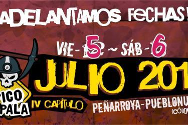 A Pico y Pala 2019