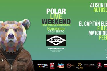 Polar Live Weekend Barcelona 2020