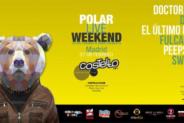 Polar Live Weekend Madrid 2020
