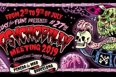 Psychobilly Meeting 2019