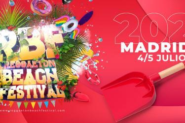 Reggaeton Beach Festival (Madrid) 2020