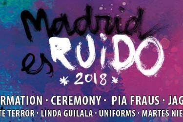 Madrid es Ruido 2018