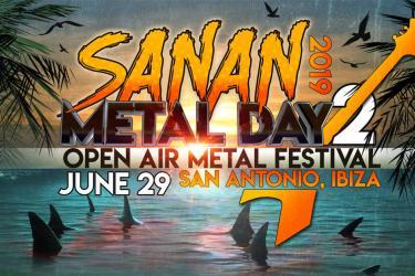 Sanan Metal Day 2019