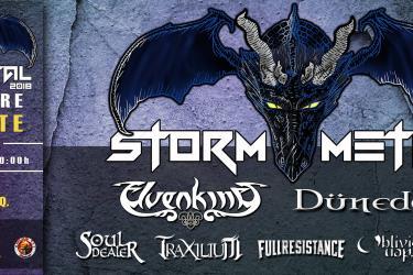 Storm Metal 2018