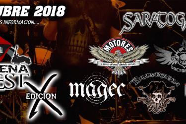 Taco Suena Rock Fest 2018