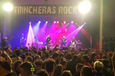 Trincheras Rock 2020
