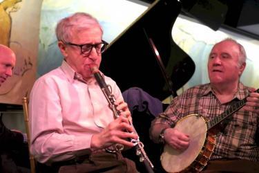 Woody Allen & The Eddy Davis New Orleans Jazz Band