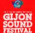 Logo Gijón Sound Festival 2016
