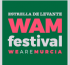 Logo WAM (We Are Murcia) Estrella de Levante 2017