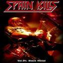 Spain Kills: Vol. 04, Part 2: Black Metal